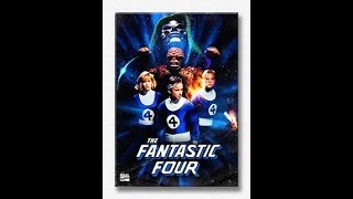 Marvels 1994 Feature Length Film The Fantastic Four Unreleased Movie