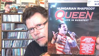 Hungarian Rhapsody: Queen Live in Budapest DVD And More!