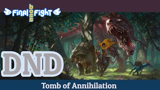 Dungeons and Dragons - Tomb of Annihilation - Episode 85