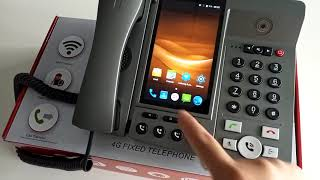 4G Android Telephone