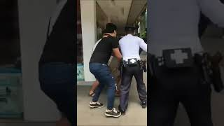 SHOPLIFTER SA MALL, NAHULI!!!!