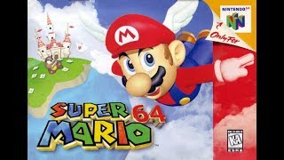 Super Mario 64: Practicing 16 star!