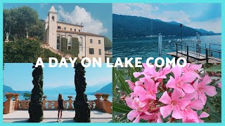 Boat tour around Lake Como | Charlotte Alexa