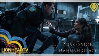 "NOW SHOWING: ""Station 19's"" Grey Damon Stars in ""The Possession of Hannah Grace"""