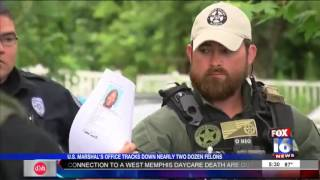 US Marshals Arrest 12 in Conway During Early Morning Round Up