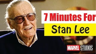 7 Minutes for Stan Lee | Tribute (1922-2018)