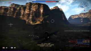 War Thunder Gameplay Test