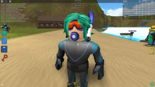 Scuba Diving at Quill Lake - ROBLOX