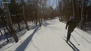 MN 360: Cross country skiing