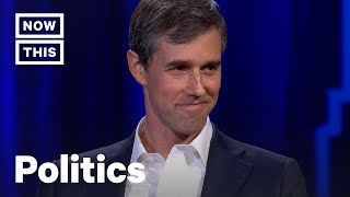 Oprah Interviews Beto O'Rourke About Losing to Ted Cruz   NowThis