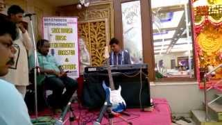 Manohara from cheli instrumental by Nagesh