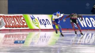 Pavel  Kulizhnikov (RUS) - Men`s 1000m`s - ISU Speed skating World Cup Calgary