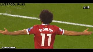 Mohamed Salah - 10 Unforgettable and Amazing Moments