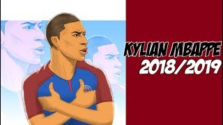 Kylian Mbappe 2018/19 ● Amazing Skills ● Best Dribbling ● Speed & Assists HD