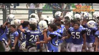 Halcones UV, campeones de la Junior Bantam
