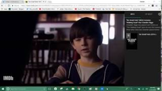 Chandler riggs in the wronged man