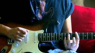 The Strokes - You Only Live Once (Guitar Cover)