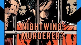 Dick Grayson: Murderer | Times he's tried to kill someone, times he actually did