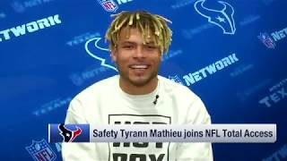 Tyrann Mathieu on DeAndre Hopkins: I'm sure he's going to 'amplify' his play in the postseason