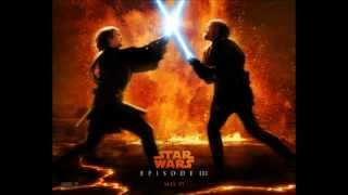 """Star Wars: Revenge Of The Sith - Battle Of The Heroes - """"John Williams"""""""