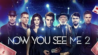 Now You See Me 2 | Hollywood Movies in Hindi | Dubbed full action HD Movies in Hindi 2019