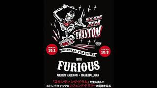 Rumble in Brighton - Slim Jim Phantom (of The Stray Cats) feat. Furious  'LIVE in Tokyo'