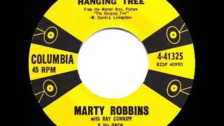 1959 OSCAR-NOMINATED SONG: The Hanging Tree - Marty Robbins