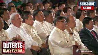 President Duterte appointed new officials vs. CORRUPT OFFICIALS !