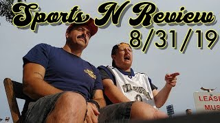 Sports N' Review - 8/31/19 - Pittsburgh Unfiltered