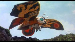 My Mothra tribute