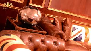 CASA LOMA Leather Lounges