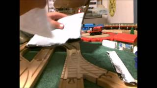 1994 Wooden Railway Gordon's Tired out Thomas Unboxing