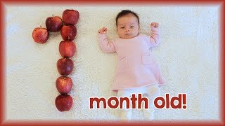 Vicky's 1 month update!