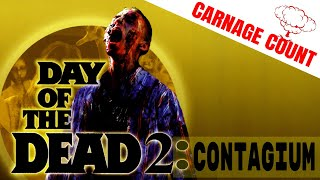 Day of the Dead 2: Contagium (2005) Carnage Count