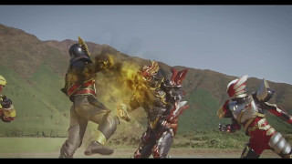 """Behind the Scenes of """"Satria Heroes: Revenge of Darkness"""" (Subtitled)"""