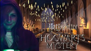 Hogwarts Mystery But I'm excited for Hagrids birthday