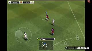 Real Madrid x Barcelona Gameplay PES 2011 (Parte 2)