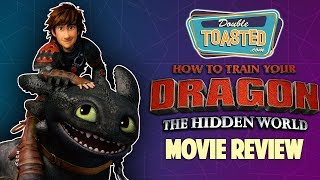 HOW TO TRAIN YOUR DRAGON 3 THE HIDDEN WORLD MOVIE REVIEW