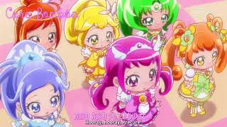 Hugtto precure the movie futari wa precure all stars memories!-1080p 【All Cures returns to normal】
