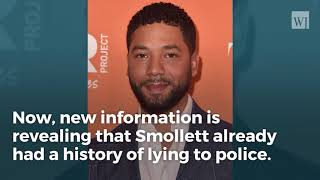Smollett Apparently Did the Same Thing in 2007 in LA! His History With Cops Is Horrible