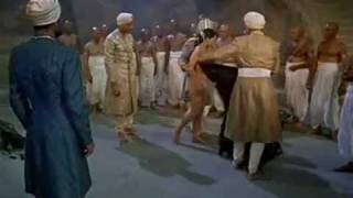 Debra Paget in The Indian Tomb movie