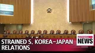S. Korea-Japan relations still strained over wartime forced labor and sexual slavery