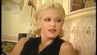 Ruby Wax Gets In Bed With Madonna 1994