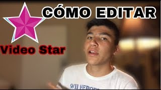 Cómo editar en video Star gratis ( David barraza)