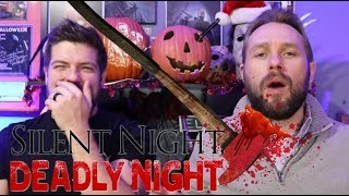 SILENT NIGHT DEADLY NIGHT Movie Review (1984)
