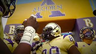 Alcorn State BRAVES 2017 SWAC Championship HYPE