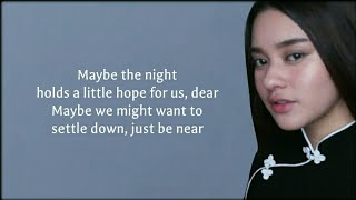 Maybe The Night - Ben&Ben | Cover by Raphiel Shannon (Lyrics)