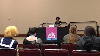 Kawaii Kon 2018 - Micah Solusod - Getting into Voice Acting
