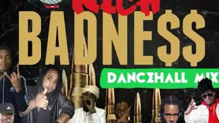 Squash -Jahvillani - Rygin King - Tommy Lee - Rich Badness - Dancehall War Mix - 2018