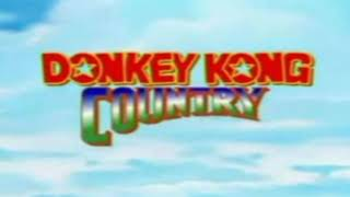 Donkey Kong Country listen to funky